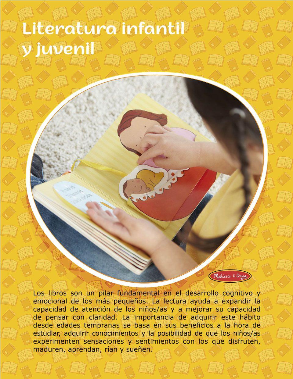 Literatura Infantíl y Juvenil