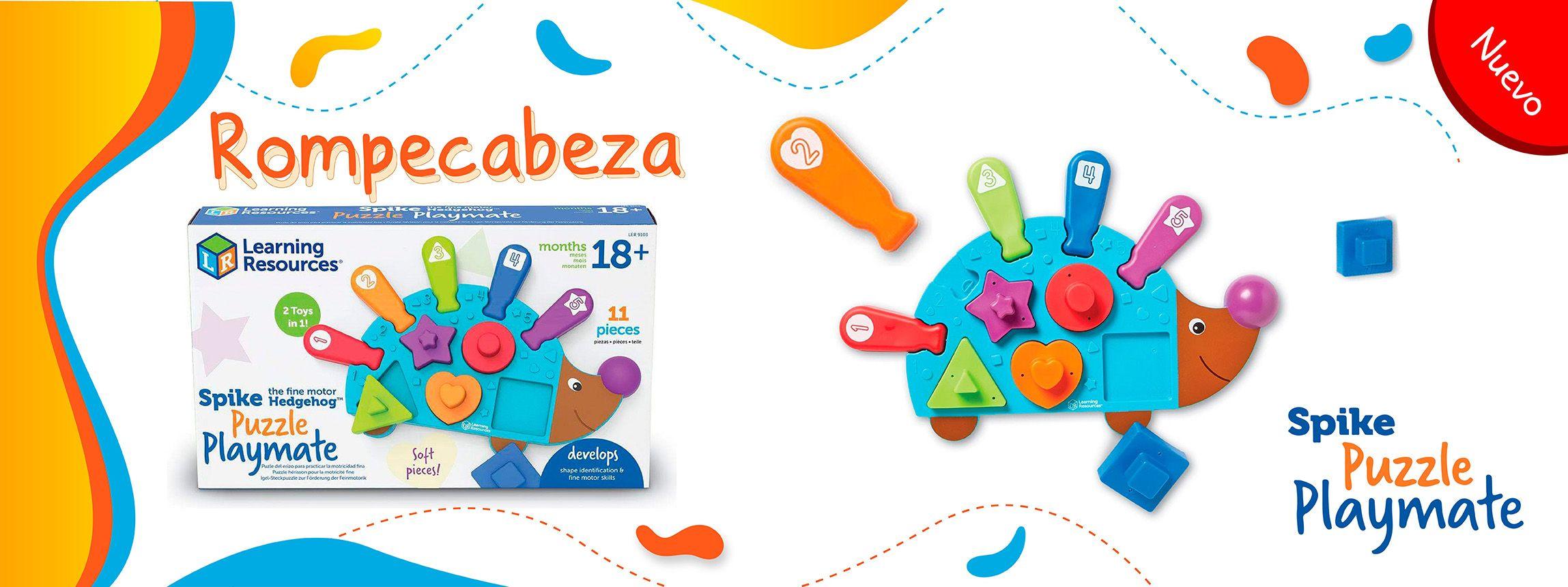Puzzle Erizo